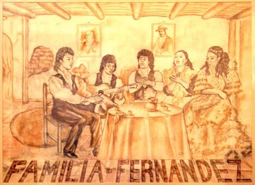後にジプシーと現地人(アラブ系の民族)の音楽が融合してフラメンコの原型ができました。